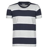Oblečenie Muži Tričká s krátkym rukávom Esprit T-SHIRTS Modrá