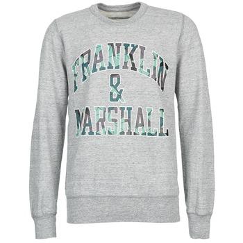 Oblečenie Muži Mikiny Franklin & Marshall COLFAXO šedá