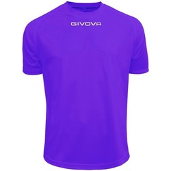 Oblečenie Muži Tričká s krátkym rukávom Givova One Fialová