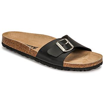 Topánky Ženy Šľapky So Size OLOHA Čierna