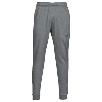 Oblečenie Muži Tepláky a vrchné oblečenie Nike DF PNT TAPER FL Šedá / Čierna