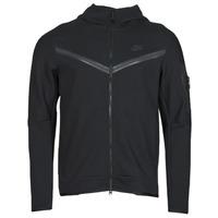 Oblečenie Muži Vrchné bundy Nike NSTCH FLC HOODIE FZ WR Čierna