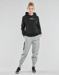 Oblečenie Ženy Tepláky a vrchné oblečenie Nike NSTCH FLC ESSNTL HR PNT Šedá / Čierna