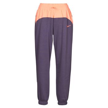 Oblečenie Ženy Tepláky a vrchné oblečenie Nike NSICN CLSH JOGGER MIX HR Fialová  / Ružová