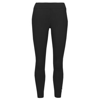 Oblečenie Ženy Legíny Nike NSESSNTL 7/8 MR LGGNG Čierna / Biela