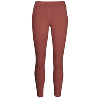 Oblečenie Ženy Legíny Nike NSESSNTL 7/8 MR LGGNG Hnedá / Biela