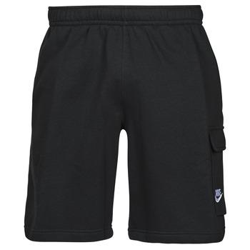 Oblečenie Muži Šortky a bermudy Nike NSCLUB BB CARGO SHORT Čierna