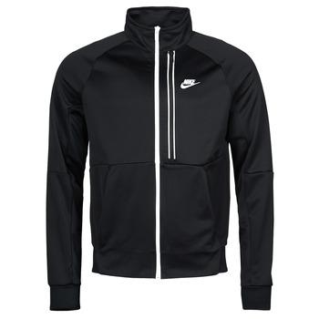 Oblečenie Muži Vrchné bundy Nike NSTE N98 PK JKT TRIBUTE Čierna / Biela