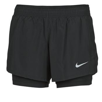 Oblečenie Ženy Šortky a bermudy Nike 10K 2IN1 SHORT Čierna
