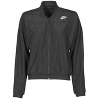Oblečenie Ženy Vetrovky a bundy Windstopper Nike AIR JACKET Čierna / Strieborná