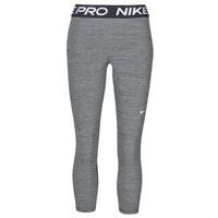 Oblečenie Ženy Legíny Nike NIKE PRO 365 TIGHT CROP Šedá / Biela