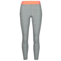 Oblečenie Ženy Legíny Nike NIKE PRO TIGHT 7/8 FEMME NVLTY PP2 Šedá / Oranžová / Biela