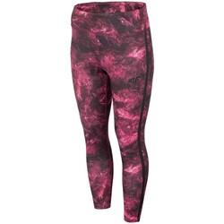 Oblečenie Ženy Nohavice 4F SPDF010 Bordó