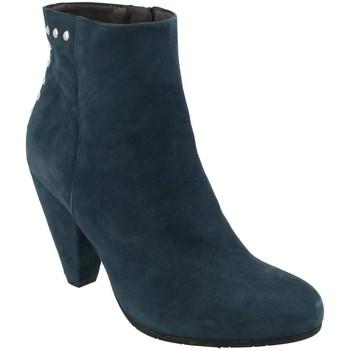 Topánky Ženy Čižmičky She - He  Azul