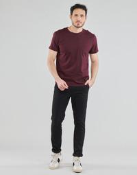 Oblečenie Muži Nohavice Chinos a Carrot Selected SLHSLIM-MILES FLEX Čierna