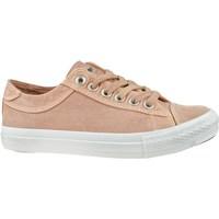 Topánky Ženy Nízke tenisky Lee Cooper LCWL2031012 Biela, Ružová