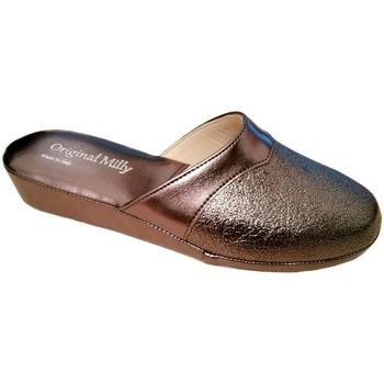 Topánky Ženy Šľapky Milly MILLY4200pio grigio