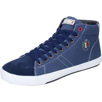 Topánky Muži Členkové tenisky Armata Di Mare Tenisky BJ84 Modrá