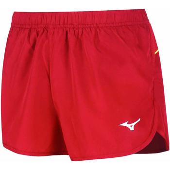 Oblečenie Ženy Šortky a bermudy Mizuno Short femme  Premium JPN Split rouge/rouge