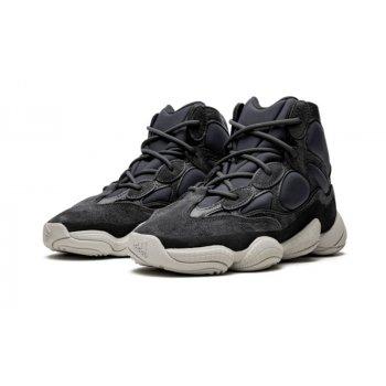 Topánky Členkové tenisky adidas Originals Yeezy 500 High Slate Slate/Slate/Slate