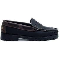 Topánky Muži Mokasíny Montevita 68078 BLACK