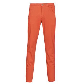 Oblečenie Muži Nohavice Chinos a Carrot Jack & Jones JJIMARCO Červená