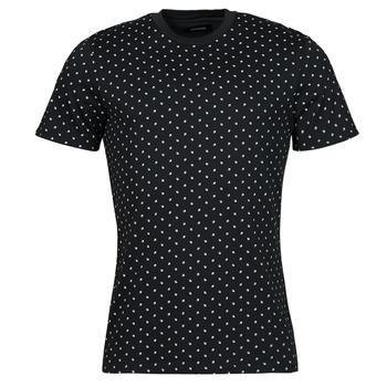 Oblečenie Muži Tričká s krátkym rukávom Jack & Jones JJMINIMAL Námornícka modrá