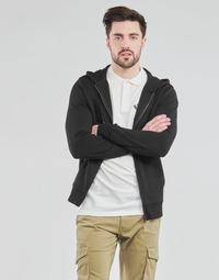 Oblečenie Muži Mikiny Jack & Jones JJEBASIC Čierna