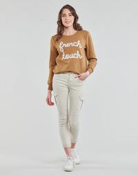 Oblečenie Ženy Nohavice Cargo Only ONLMISSOURI Béžová