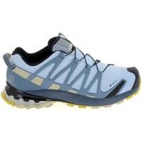 Topánky Turistická obuv Salomon XA Pro GTX Bleu Ciel Modrá