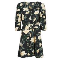 Oblečenie Ženy Krátke šaty Only ONLEVE 3/4 SLEEVE SHORT DRESS WVN Čierna