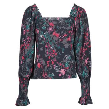 Oblečenie Ženy Blúzky Vero Moda VMJACKIE Námornícka modrá / Červená