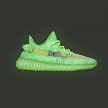 Topánky Nízke tenisky adidas Originals Yeezy 350 V2 Glow Glow/Glow/Glow