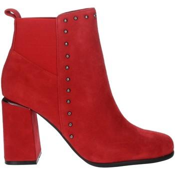 Topánky Ženy Čižmičky Pregunta PFC9481 Red