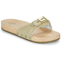 Topánky Ženy Šľapky Scholl PESCURA FLAT Béžová