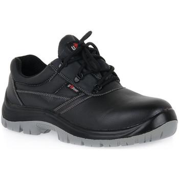 Topánky Muži Derbie U Power SIMPLE S3 SRC Nero