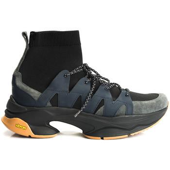 Topánky Muži Členkové tenisky Cerruti 1881  Modrá