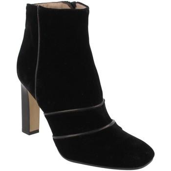 Topánky Ženy Čižmičky Lodi  Negro