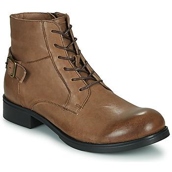 Topánky Muži Polokozačky Kdopa COSTARICA Hnedá