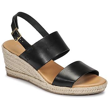 Topánky Ženy Sandále Dream in Green OLEM Čierna
