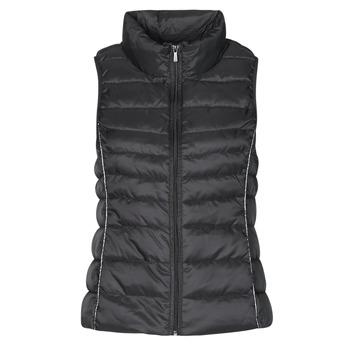 Oblečenie Ženy Vyteplené bundy Only ONLNEW CLAIRE Čierna