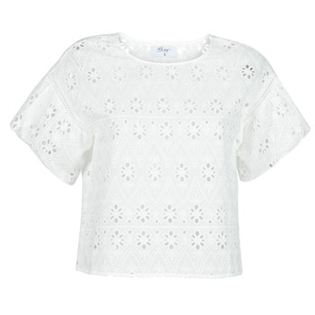 Oblečenie Ženy Blúzky Betty London OCHERIE Biela