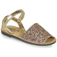 Topánky Dievčatá Sandále Citrouille et Compagnie SQUOUBEL Viacfarebná