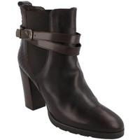 Topánky Ženy Čižmičky Belset  Marrón