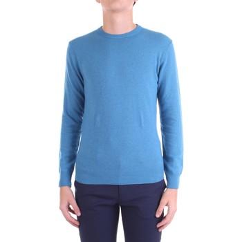 Oblečenie Muži Svetre Bramante D8001 Azzurro