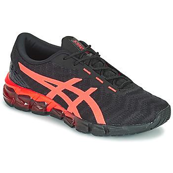 Topánky Muži Nízke tenisky Asics GEL-QUANTUM 180 5 Čierna / Oranžová