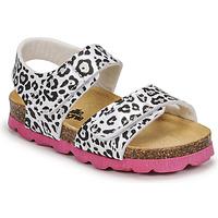 Topánky Dievčatá Sandále Citrouille et Compagnie BELLI JOE Leopard