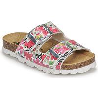 Topánky Dievčatá Šľapky Citrouille et Compagnie MISTINGUETTE Viacfarebná