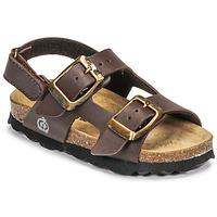 Topánky Chlapci Sandále Citrouille et Compagnie KELATU Hnedá
