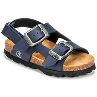 Topánky Chlapci Sandále Citrouille et Compagnie KELATU Námornícka modrá